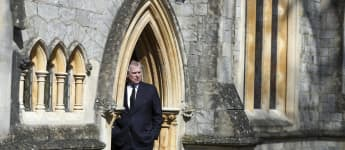 Prince Andrew Speaks Publicly For 1st Time Since Dodging Epstein Investigation