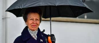 princess anne after prince philips death