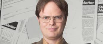 Rainn Wilson en 'La oficina'
