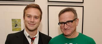 Robin Williams' Son Zak Talks About His Dad's Mental Health Before Death