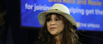 Rosie Perez Reveals She Had COVID-19 Before Pandemic