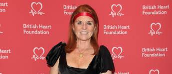 Sarah Ferguson Announces Debut Novel 'Her Heart For A Compass'