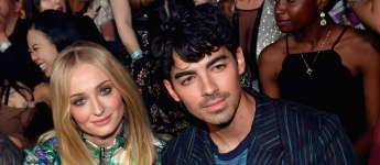 Sophie Turner and Joe Jonas at the 2019 Billboard Music Awards in Las Vegas.