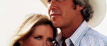 Susan Howard and Steve Kanaly