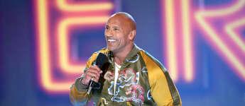 Dwayne 'The Rock' Johnson at the 2019 MTV Movie & TV Awards