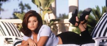 Tiffani Thiessen como Valerie Malone en 'Beverly Hills, 90210'