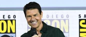 Tom Cruise Top Gun Maverick San Diego Comic Con
