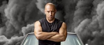 Vin Diesel en una imagen promocional de la película 'Rápidos y furiosos 9'