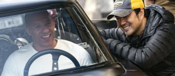 Vin Diesel y Justin Lin