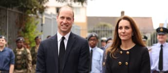 William And Kate Join Celebs For Special Mental Health Week PSA