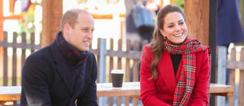 William And Kate Share Special Video Message On Burns Night