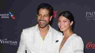 Adam Rodriguez and his beautiful wife Grace Gail