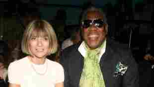 André Leon Talley Reveals What 'The Devil Wears Prada' Got Wrong About Anna Wintour