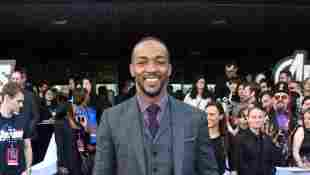 """Anthony Mackie Calls Marvel """"Racist"""" For Hiring Black Staff On Only 'Black Panther'"""