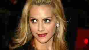 """Brittany Murphy at the premiere of """"8 Mile"""" on Nov. 6, 2002, Los Angeles."""