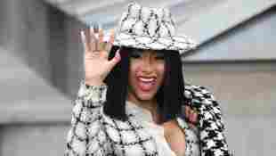 """Cardi B Reveals Why She Won't Let Her Daughter Listen To """"WAP"""": """"I Make Music For Adults"""""""