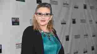 Carrie Fisher: su trágica muerte en 2016 madre Debbie Reynolds
