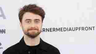"""Daniel Radcliffe Says It's """"Super Weird"""" 'Harry Potter' Co-Star Rupert Grint Is Now A Father"""