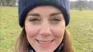 Duchess Kate Shares Selfie Video For A Good Cause 2021 Instagram Children's mental health week Prince William