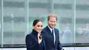 Duchess Meghan and Prince Harry Perform 2021 New York City Travel Photos Pictures News of the New York City Royal Family