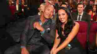 """Dwayne The Rock Johnson Is """"Very Proud"""" After His Daughter Simone Johnson Signs Historic Deal With WWE"""