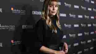 """Elizabeth Olsen Talks 'WandaVision', Says Taking On The Role Was """"Intimidating"""""""