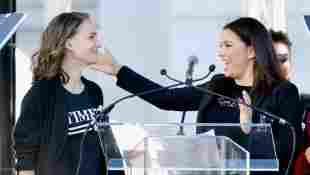 Natalie Portman y Eva Longoria