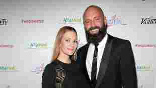 A.J. Cook and Nathan Andersen