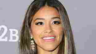 Gina Rodriguez arrives for the 2019 Baby2Baby Fundraising Gala, 2019