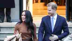 Prince Harry & Duchess Meghan Launch New Archewell Website