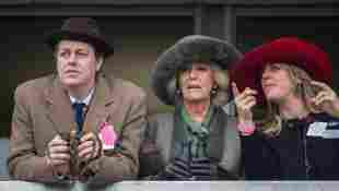 Harry & William's Step-Siblings: These Are Camilla's Kids
