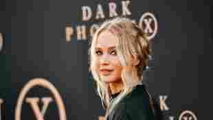 Jennifer Lawrence Announces Her Pregnancy expecting baby husband Cooke Maroney partner boyfriend dating children kids