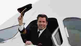 John Travolta hat die Lizenz für die Boeing 707 und den Jumbojet 747