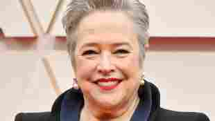 Kathy Bates attends the 92nd Annual Academy Awards at Hollywood and Highland on February 09, 2020 in Hollywood, California.