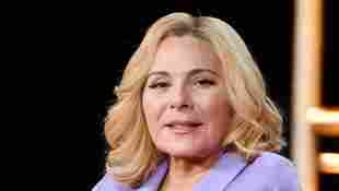 """Kim Cattrall Says The Scripts Were """"Cut In Half"""" When She Hit Her 50s"""