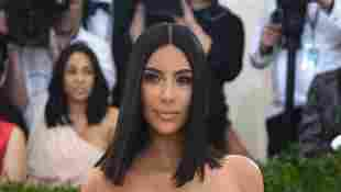 """Kim Kardashian West attends the """"Rei Kawakubo/Comme des Garcons: Art Of The In-Between"""" Costume Institute Gala."""