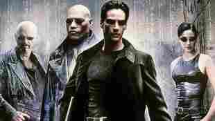 Póster de la película 'Matrix'