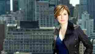 Mariska Hargitay en un still promocional de 'La ley y el orden: UVE'