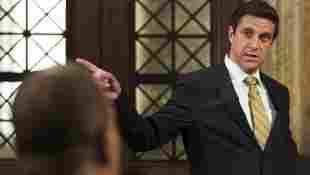 'Law & Order: SVU': Barba actor Raul Esparza Rafael ADA today 2020
