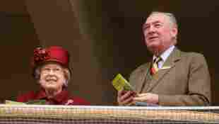 Lord Vestey, Friend of the Queen, Dies Weeks After Wife Lady Celia Vestey Prince Harry godmother