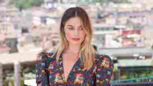 """Margot Robbie during the photocall of film """"Once Upon a Time in Hollywood""""."""