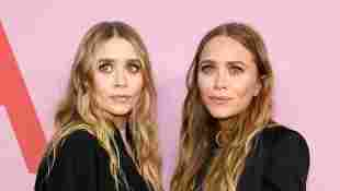 Mary-Kate Olsen and Ashley Olsen attend the CFDA Fashion Awards at the Brooklyn Museum of Art on June 03, 2019 in New York City