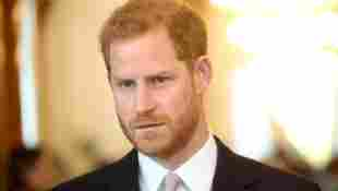 """Prince Harry Not """"Walking Away"""" From Royal Family Despite Giving Up Duties in new James Corden Late Late Show interview watch 2021"""