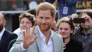 Prince Harry Makes Surprise Appearance In UK Ahead Of Diana Statue Unveiling 2021 WellChild Awards royal family news reunion Prince William event ceremony