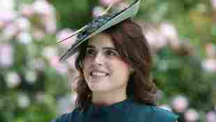 Princess Eugenie Reveals Baby Name & New Pictures photos royal family Prince Philip August Hawke Brooksbank Jack husband