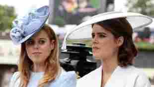 Princess Eugenie Shares Heartfelt Message To Princess Beatrice