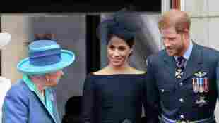 Queen Elizabeth Wants Meghan And Harry At Platinum Jubilee 2022 70th anniversary UK visit trip return Markle Prince Sussex royal family news