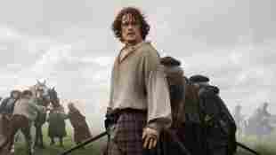 'Outlander' actor Sam Heughan