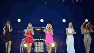 Spice Girls Members Quiz