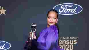 These Stars Have Insured Their Body Parts: Rihanna